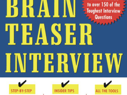 Ace the Brainteaser Interview