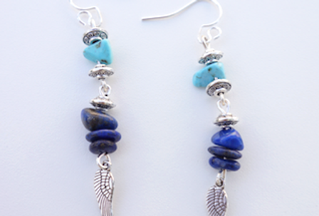 Summer Goddess Earrings