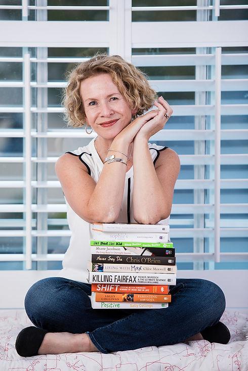 Sally Collings Book Development Specialist