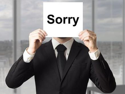 Unforgiven: The Failed Apology of Equifax CEO Richard Smith