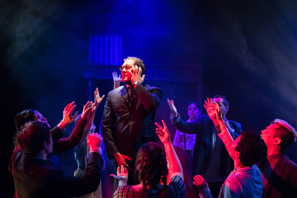 Spring Awakening _ WITCH Music Theatre _