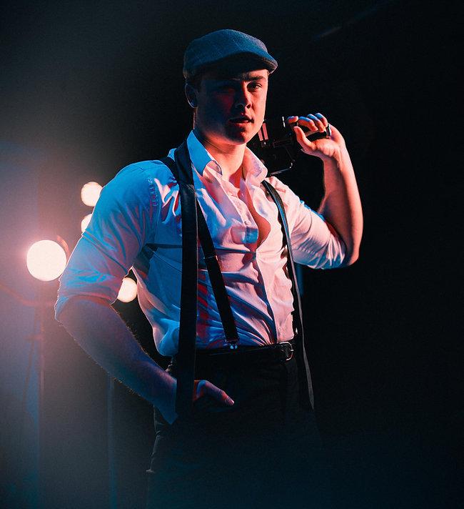 Thomas Layborn _ ROXY A New Hollywood Cabaret _ Bentley Stevenson _ WITCH Music Theatre 20