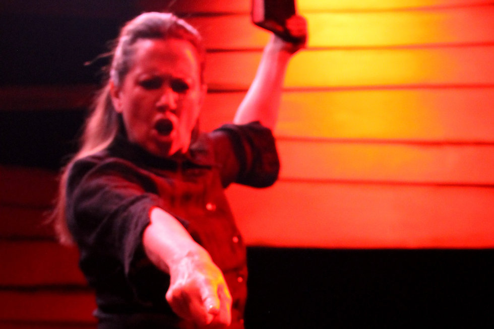 Carrie The Musical _ WITCH Music Theatre
