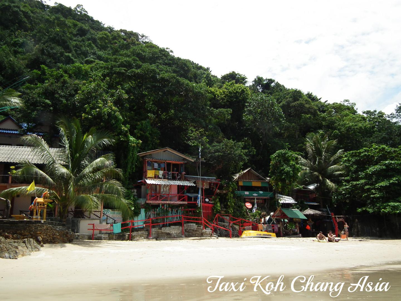 White Sand Beach Koh Chang