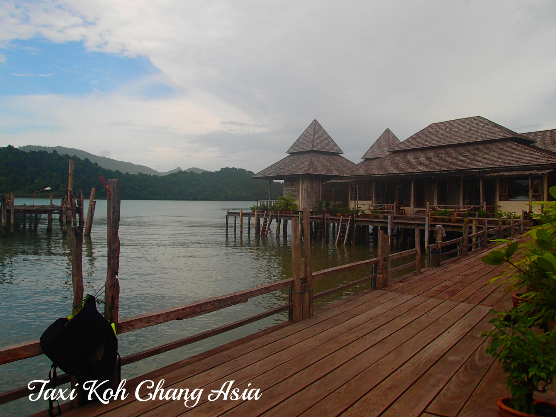 Hotel on the sea Koh Chang