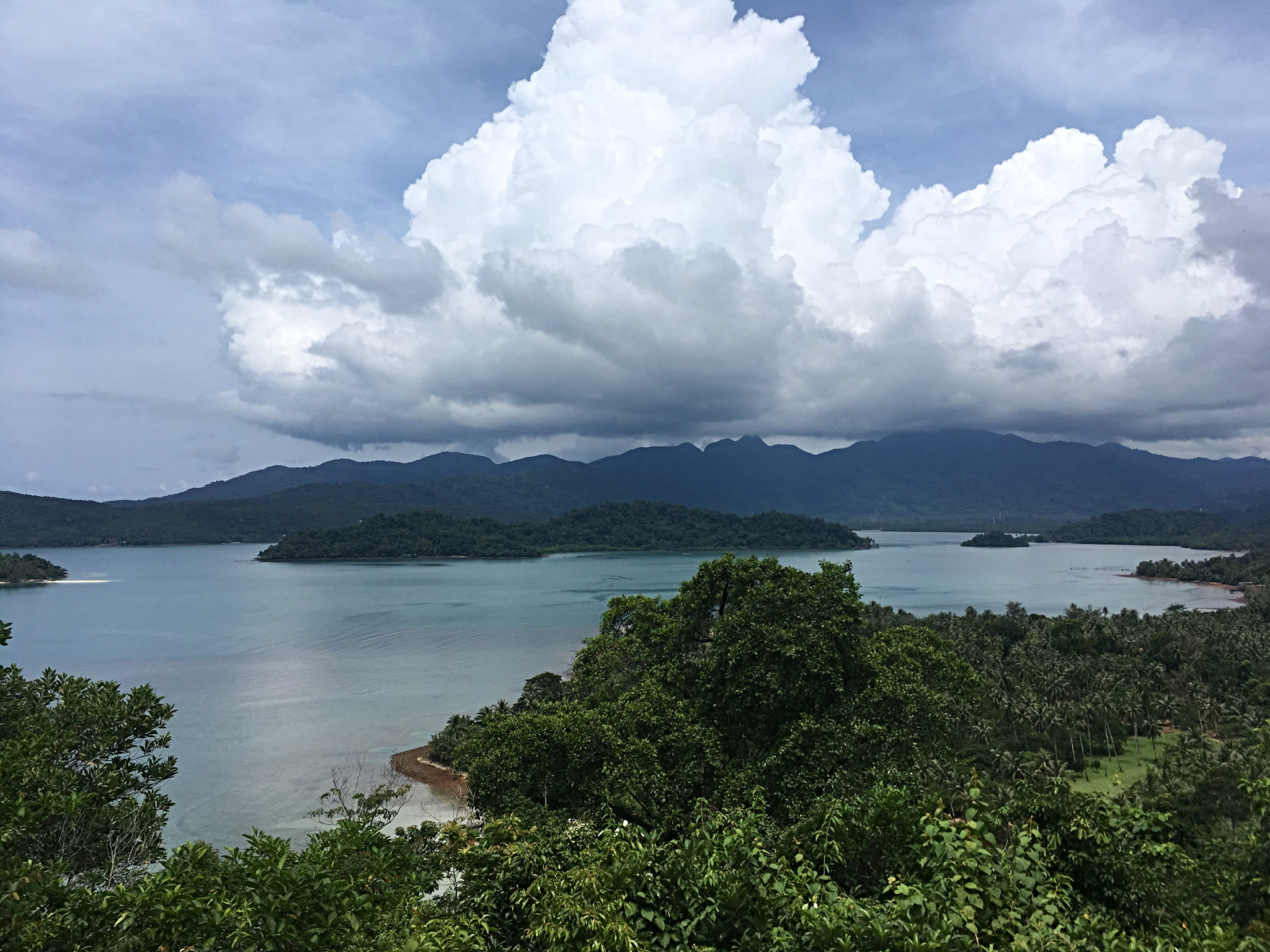 Salak Phet View Point. Getting around Koh Chang