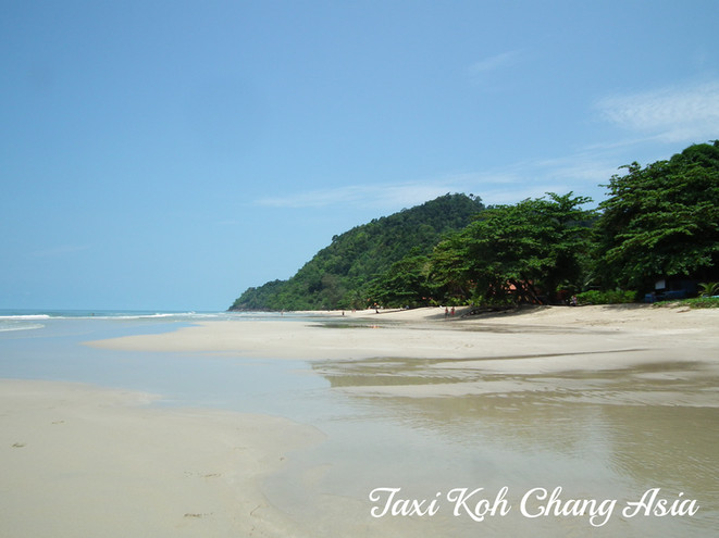 Koh Chang's Beaches