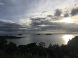 Kai Bae View Point. Koh Chang Thailand