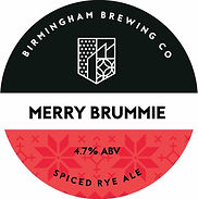 Merry Brummie Beer Pump Clip