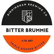 Bitter Brummie Beer Pump Clip