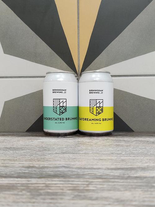 Mixed Brummie Case - Spring Beers
