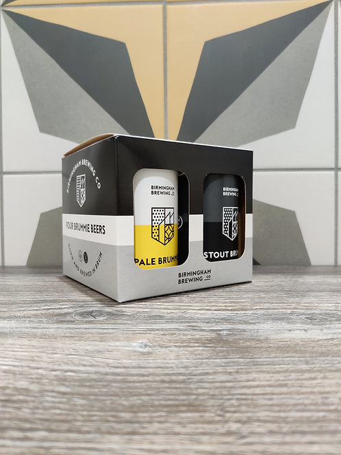 4 Can Gift Pack