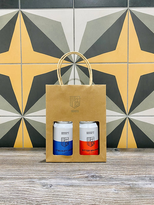 Two Can Gift Bag