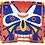 Thumbnail: Lenço Seda Pura - Mask 1 - Tamanho P