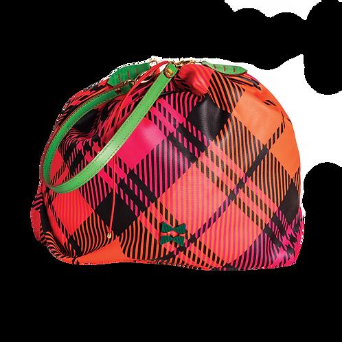 Pink and Orange Tantan Balloon Bag