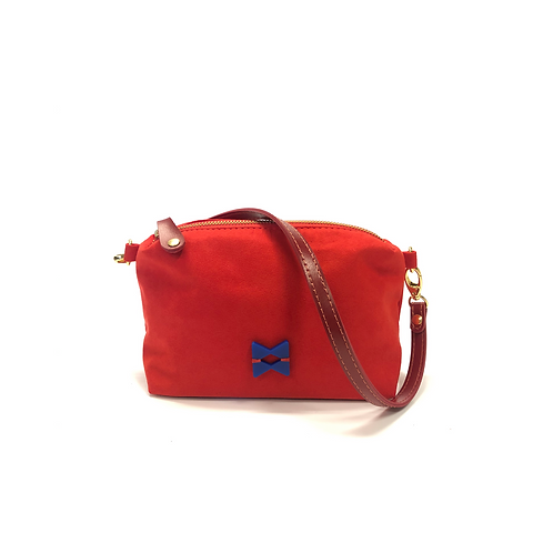 Mini Suede All Red - Not Skin - Tamanho PP