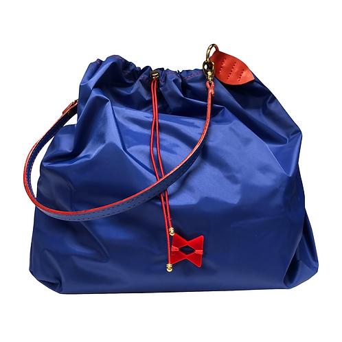 The Bic Blue Balloon Bag - Tamanho M