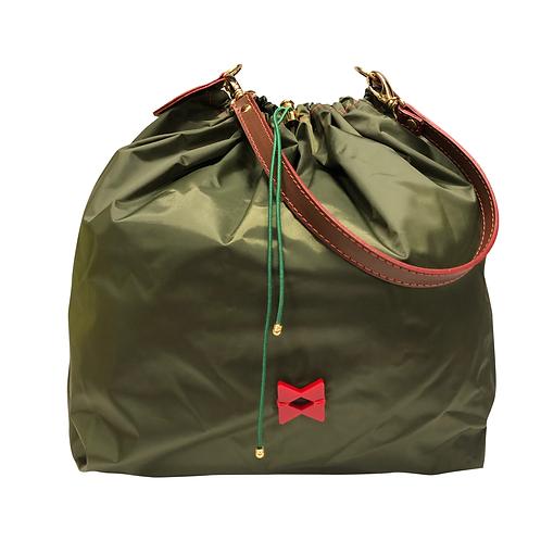 The Oliva Balloon Bag - Tamanho M