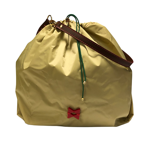 The Khaki Balloon Bag - Tamanho M