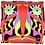Thumbnail: Lenço Seda Pura - Mask 2 - Tamanho P
