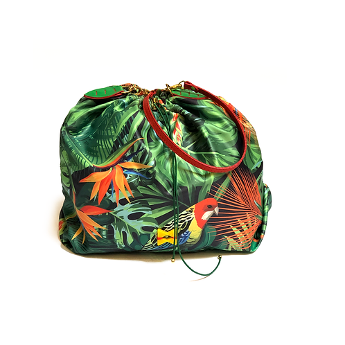 Balloon Bag - Tropical
