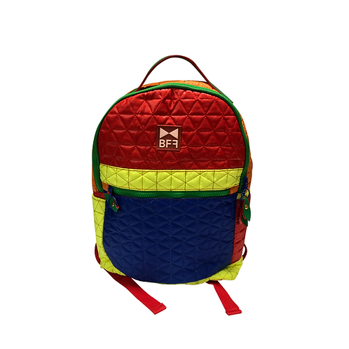 Mochila Matelassê Colors 4 - Tamanho M