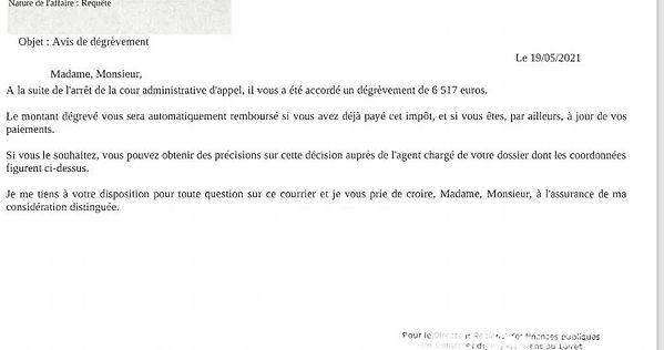 Capture dégrèveent 6 517 € CAA.JPG
