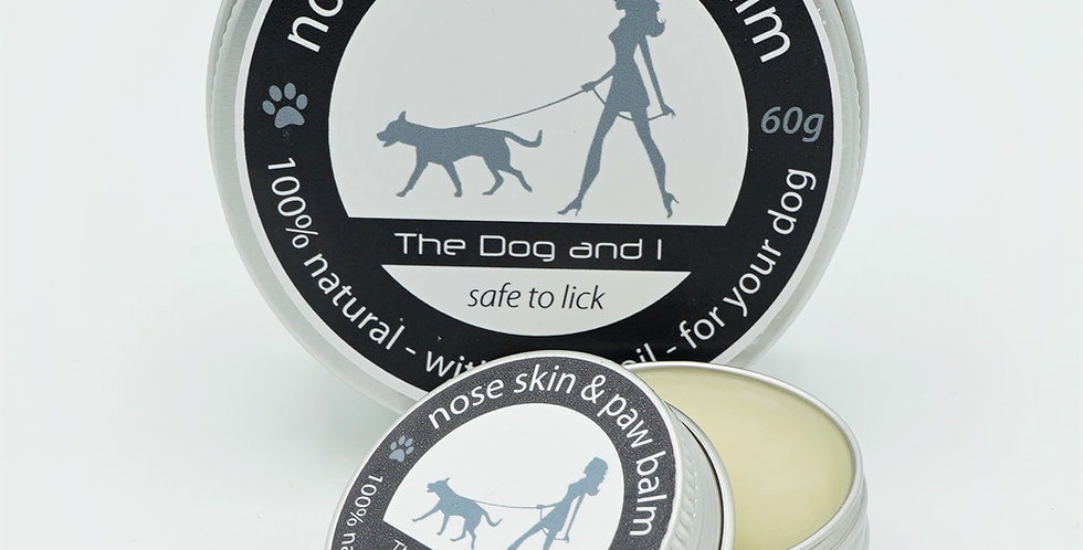 The Dog and I - Nose, Skin and Paw Balm