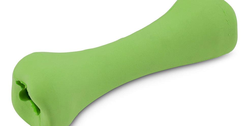BECO - Natural Rubber Treat Bone Green