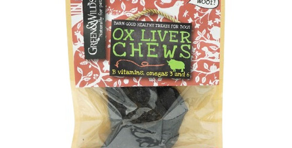 Green & Wilds - Ox Liver Chews