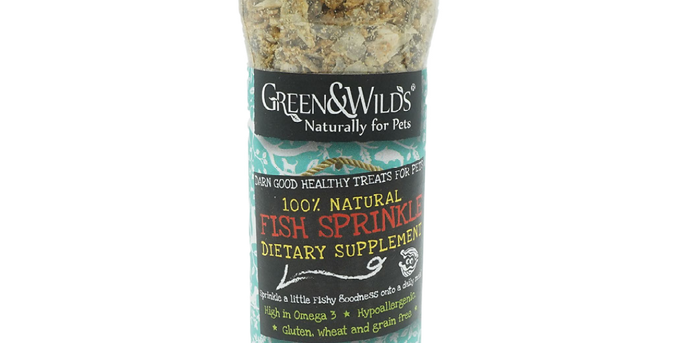 Green & Wilds - Fish Sprinkle Dietary Supplement