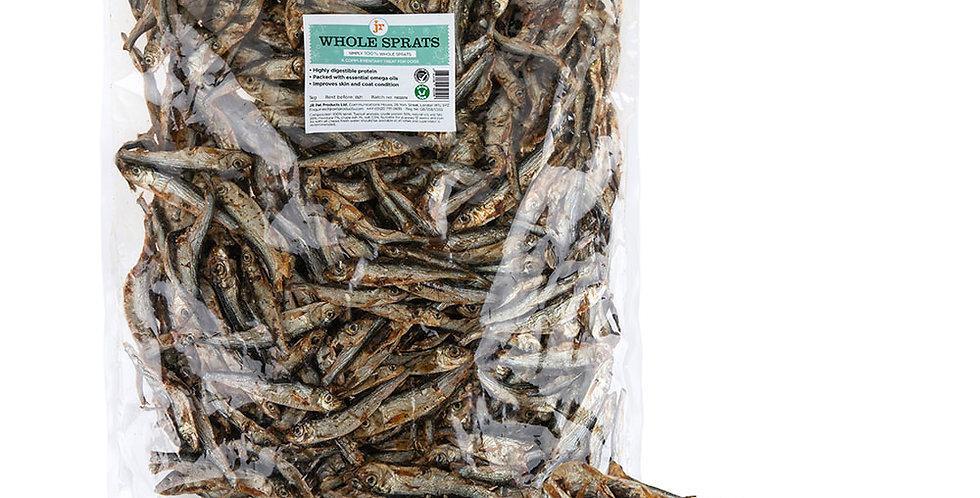JR Pet Products - Whole Baltic Sprats - Dog treats