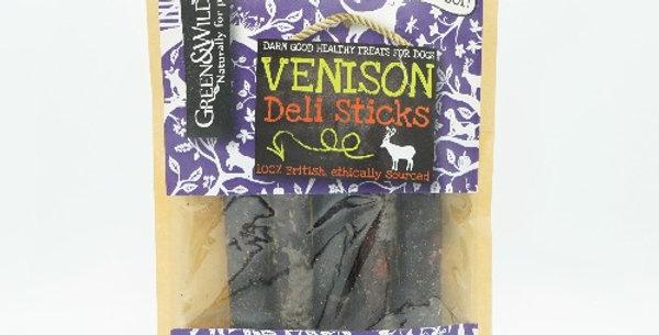 Green & Wilds - Venison Deli Sticks