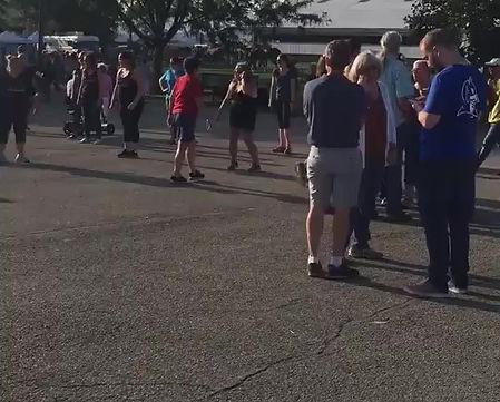 2019 Lorain County Fair Flash Mob