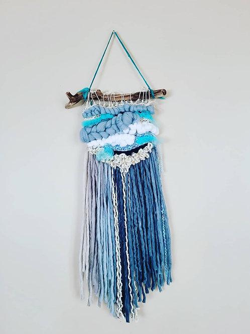 Weave Wall Hang- Ocean Feels