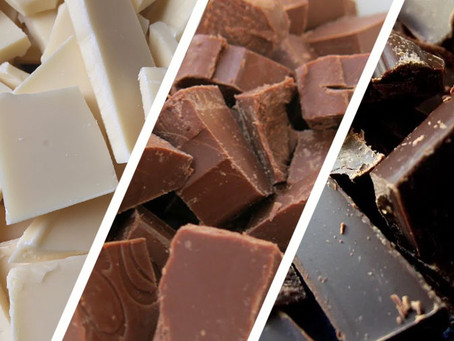 Are you Hoarding Chocolate? Here's how to properly store it!
