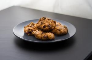 Easy Delicious Pumpkin spice cookies