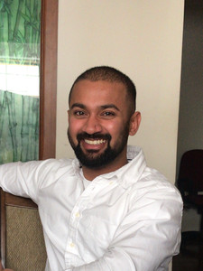 Ashwin Bungarnayak (he/him)