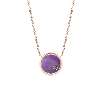 The Alkemistry 18ct gold 'Orion' Aries necklace