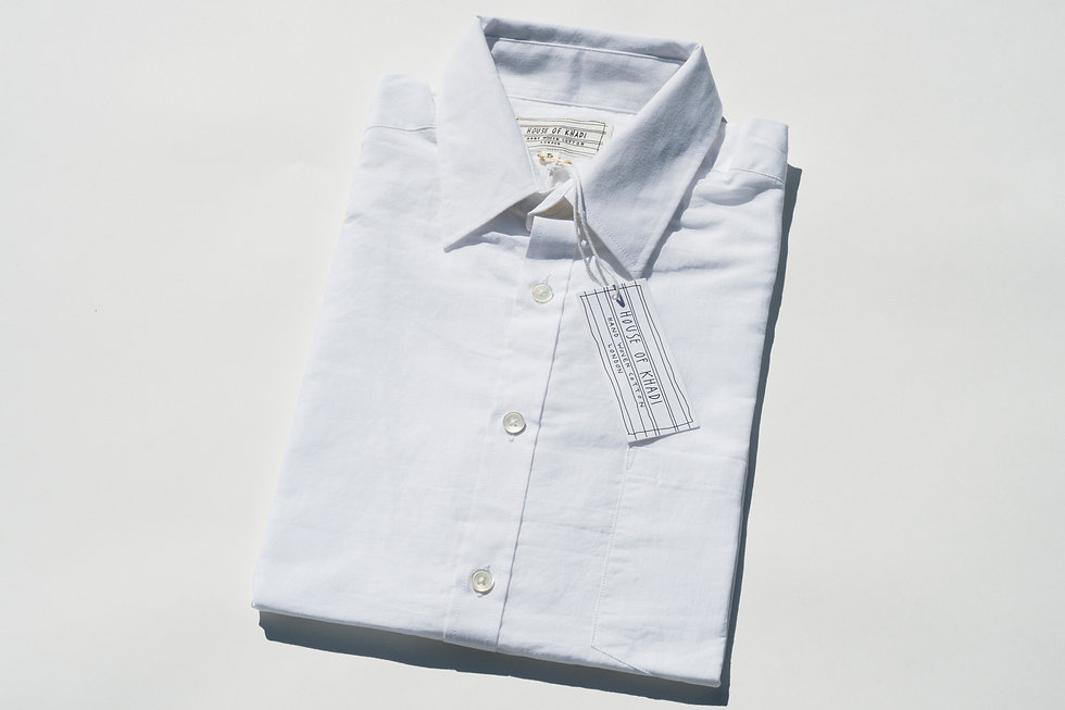 HOUSE OF KHADI SHIRT