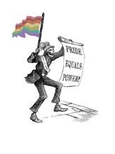 Pride Equals Power
