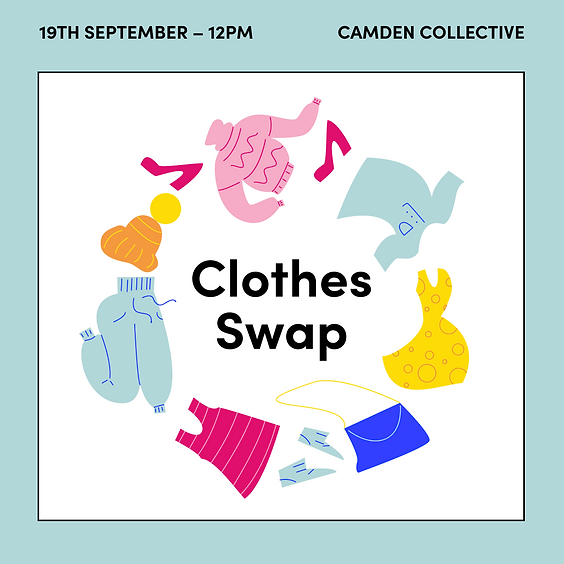Young Queer Clothes Swap