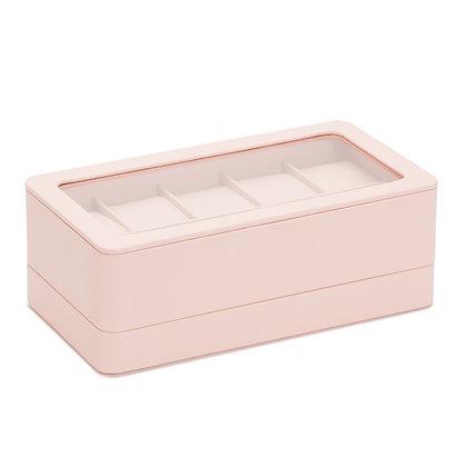 WOLF pink 6 piece Apple watch box