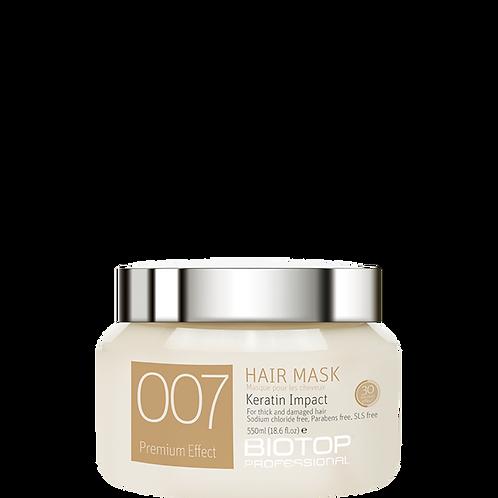 Biotop 007 Keratin Hair Mask