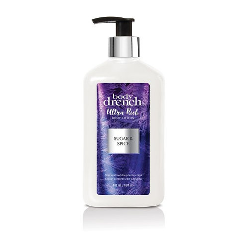 Body Drench Sugar & Spice Body Lotion