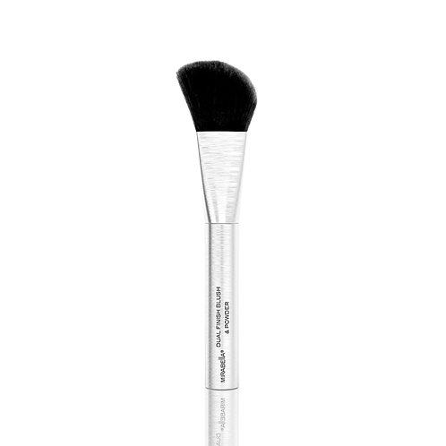 Mirabella Dual Finish Blush & Powder Brush