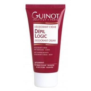 Guinot Depil Logic Body Anti-Hair Regrowth Deodorant Cream 50ml