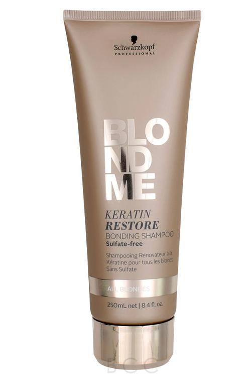 Schwarzkopf BLONDME Keratin Restore Bonding Shampoo