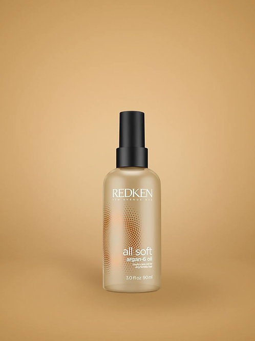 Redken All Soft Argan Oil
