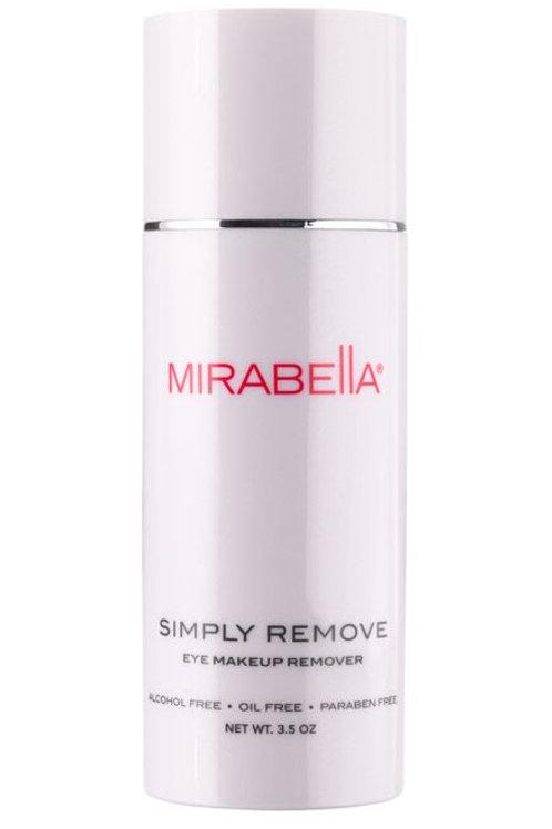 Mirabella Simply Remove Eye Makeup Remover